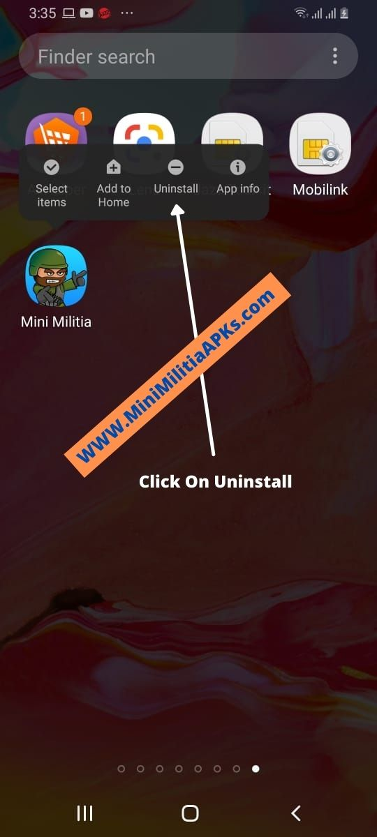 How do I download mini militia unlimited ammo and nitro