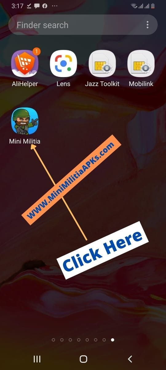 mini militia mod apk with unlimited ammo and nitro